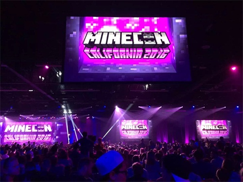 Minecon2016中文字幕视频大全我的世界111版本来了