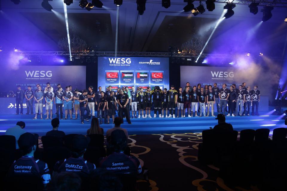2016WESG非洲&中东区总决赛