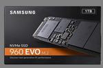 性价比SSD首选三星NVMeSSD960EVO