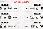 LOL洲际赛赛程公布WE再战SKT