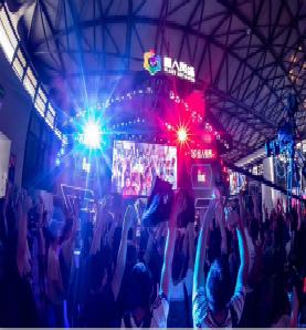 2017CJ 巨人网络展台现场直击