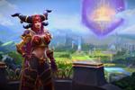 首位能化身真龙的英雄红龙女王阿莱克丝塔萨加入风暴英雄