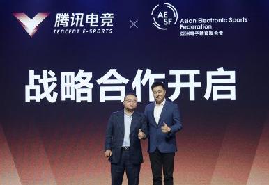 侯淼公布三大战略合作伙伴积极推动电竞运动向职业体育靠拢