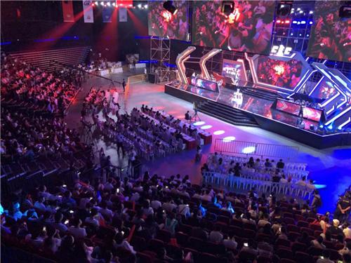 CEC2018苏州激情开幕打造全新电竞泛娱乐
