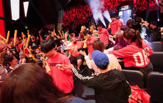 上海龙之队结束本赛季征程,季后赛六强确定