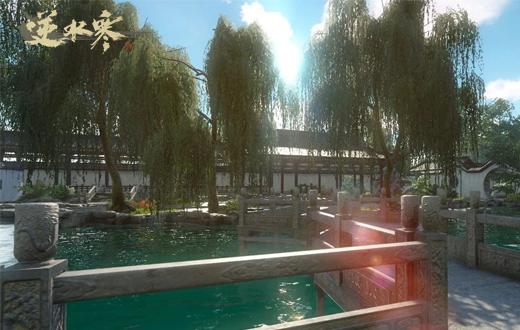 逆水寒游戏内容猛增,庄园系统自由度再升级