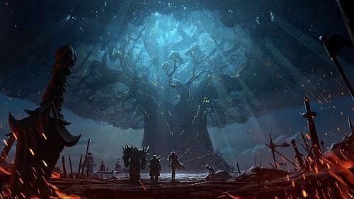 魔兽世界全新内容上线吹响艾泽拉斯争霸号角