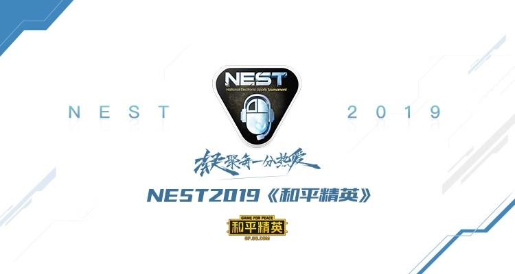 燃情夏日激情鏖战NEST2019和平精英项目圆满落幕