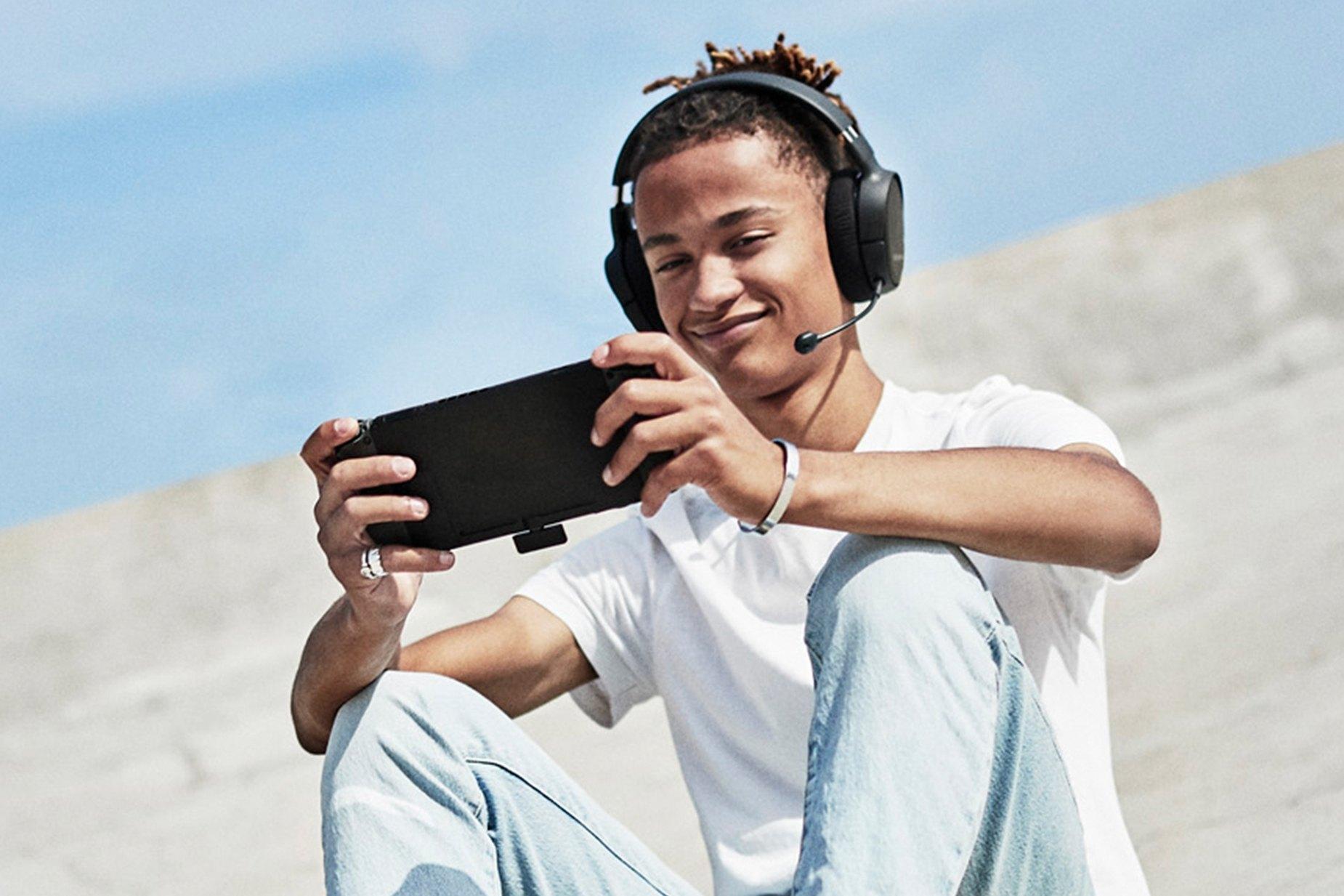 支持任天堂Switch赛睿推出首个四合一真无线游戏耳机