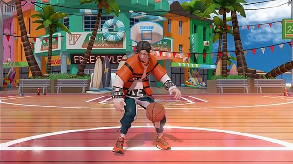 代号唱跳rap篮球全新篮球手游即将揭秘
