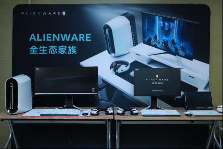 ALIENWARE于京东首发546英寸OLED游戏显示器