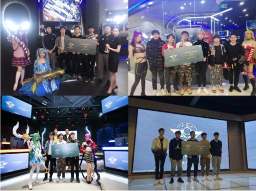 2019AGA超级联赛决出全国四强苏州武汉西安及长沙战队将冲击冠军宝座