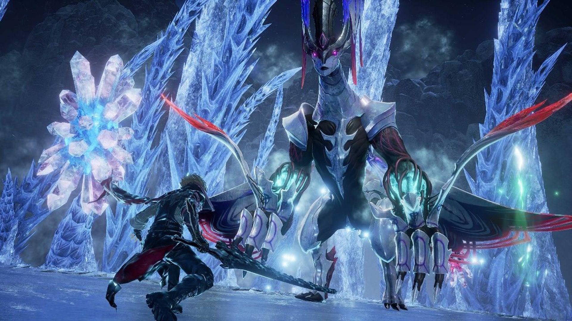 内容量差不多噬血代码DLC第二弹冰花女皇上架