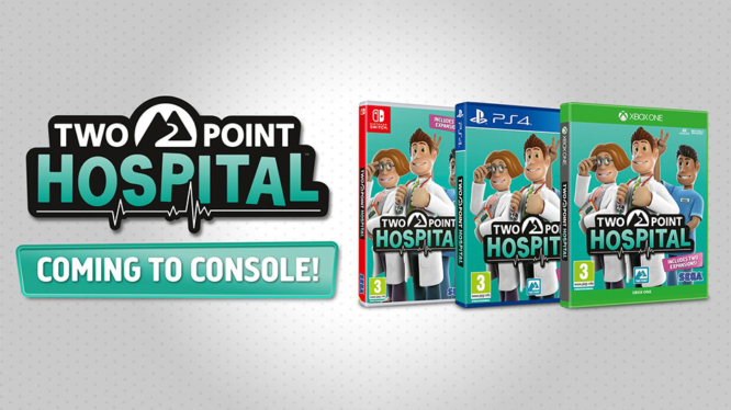 玩的机会来了双点医院主机版上市加入XGP