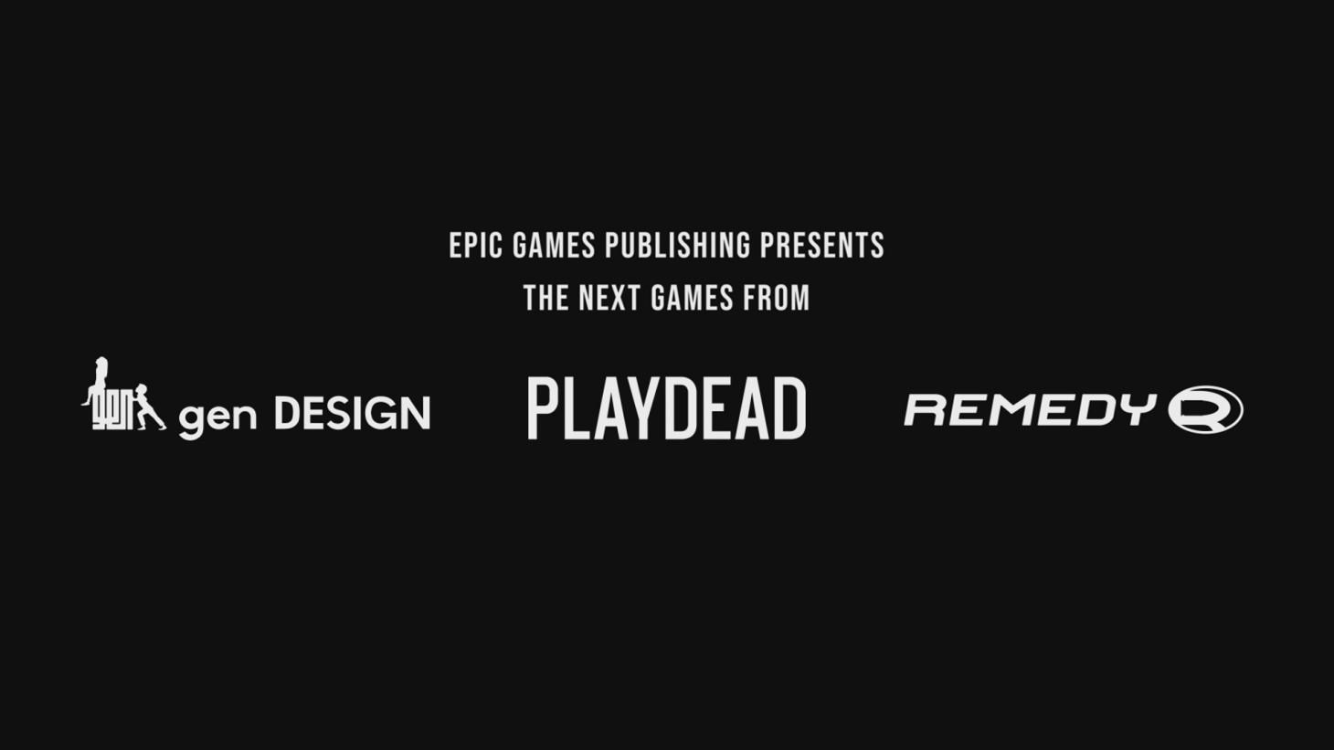 抱好大腿我们飞多家厂商和EpicGames签署独家发行协议