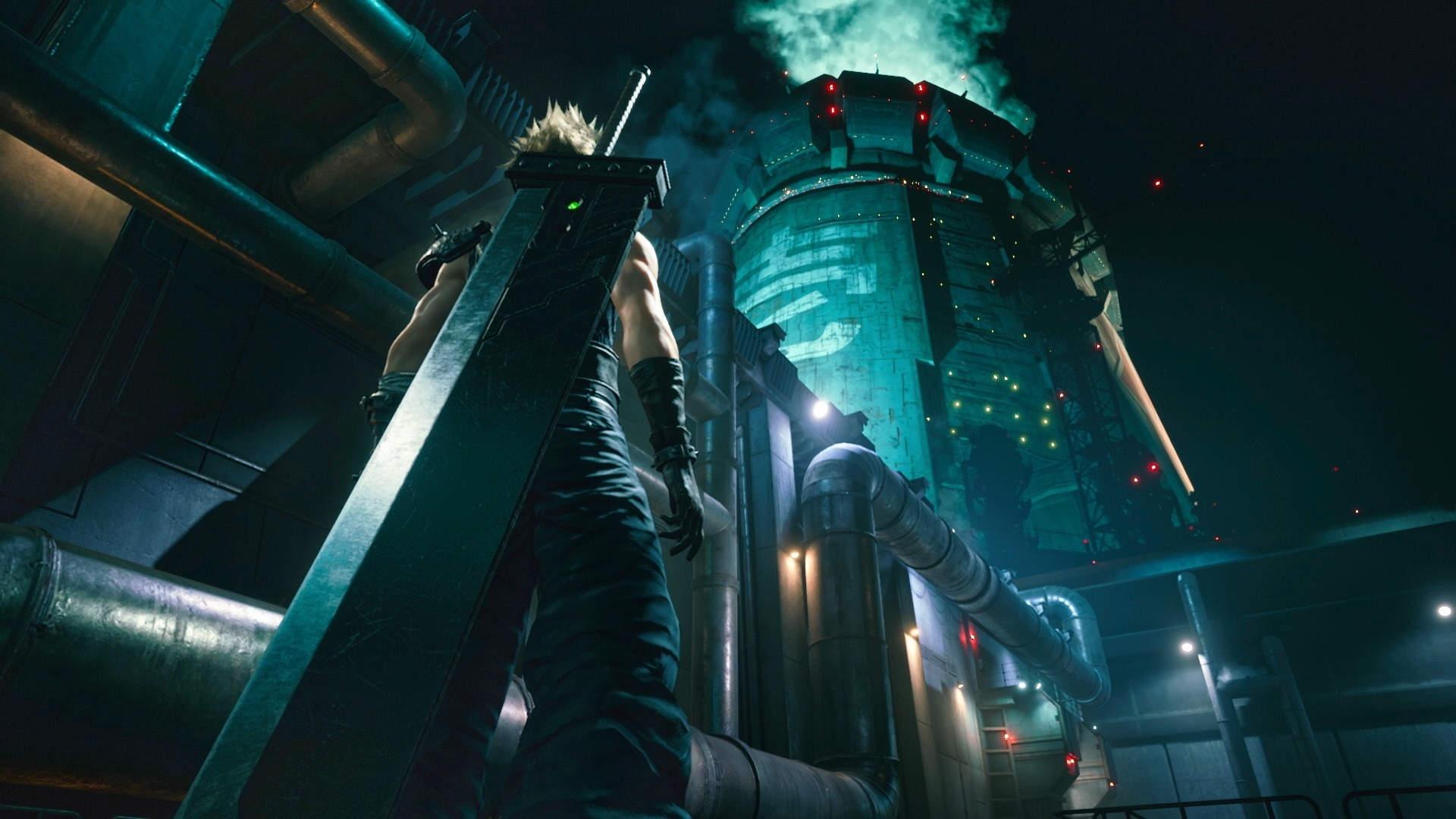 无法控制呀疫情影响最终幻想7重制版实体上架