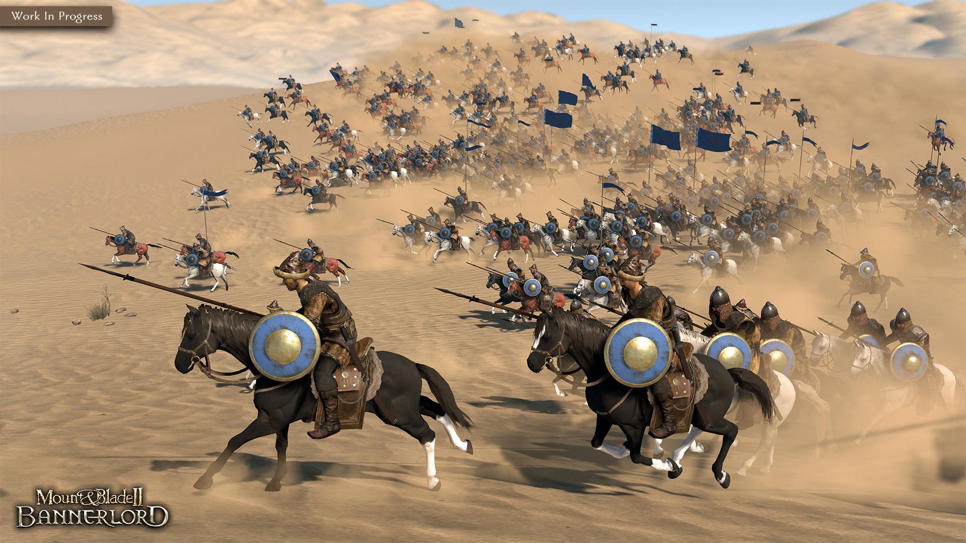 《骑马与砍杀2:霸主》精彩图集