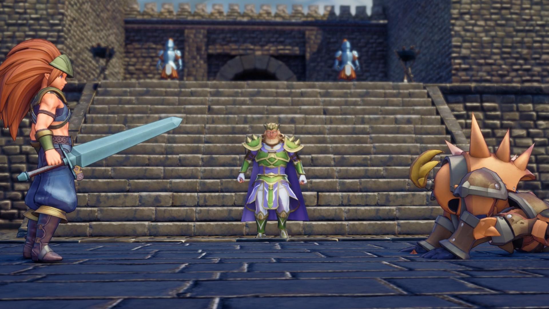 《圣剑传说3重制版》精彩截图