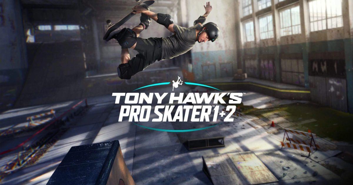 精彩即将回归托尼霍克职业滑板12重制版9月登场
