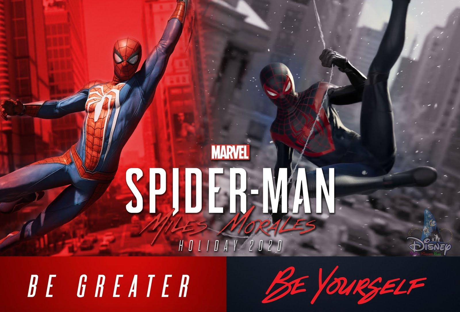 想体验就买这个漫威蜘蛛侠重制版仅随新作终极版出售