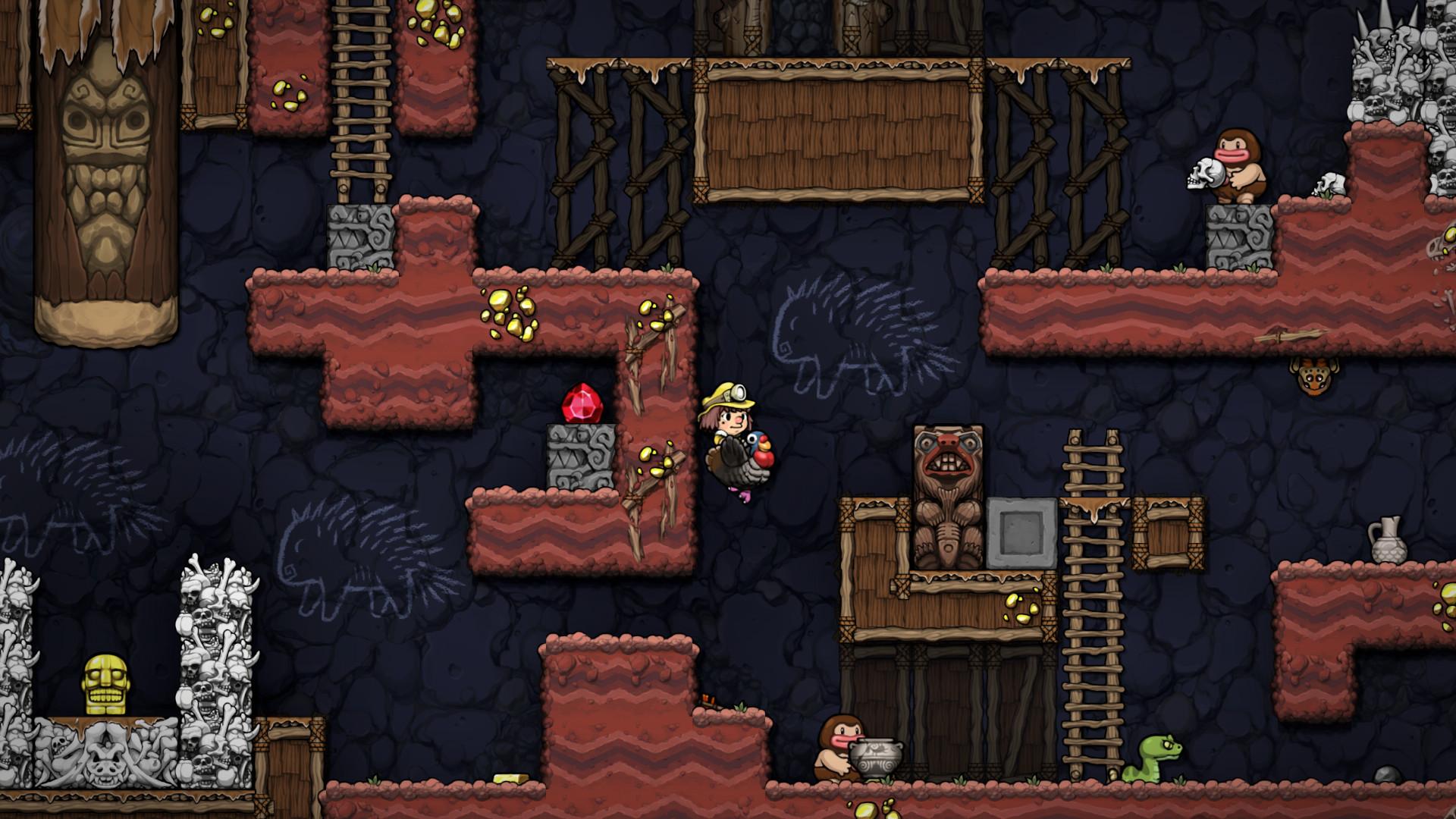 《洞穴探险2》游戏截图