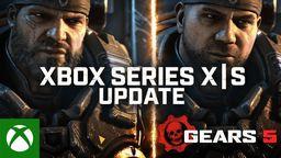 战争机器5XboxSeriesXS版宣传片公开11月10日上线