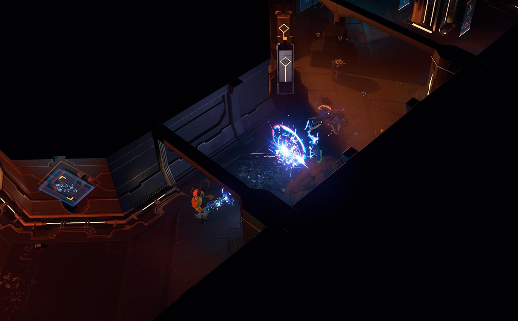 《无尽地下城》游戏截图