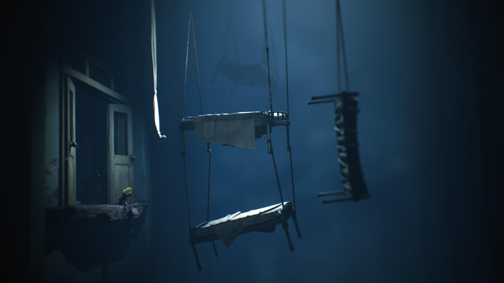 《小小梦魇2》游戏截图