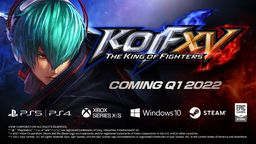 《拳皇15》将于2022年Q1推出 登陆PS5、PS4、XSX S与PC