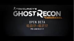 幽灵行动荒野Beta公测2月23日开启