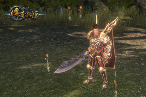 盛大虚幻3自研MMORPG传奇永恒装备套装