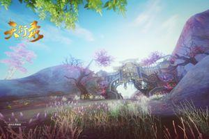 幻念文明3DMMORPG网游《天衍录》游戏壁纸