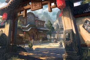 网易全新战争网游西楚霸王游戏原画