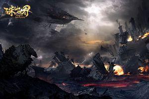 MMORPG沙盒网游《诛仙天下》之游戏壁纸