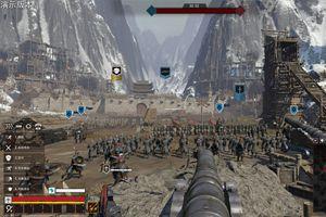 网易3D冷武器战役网游《战意》游戏截图
