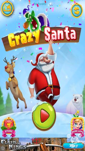 玩法简单轻松 体验一塌糊涂《疯狂圣诞老人》