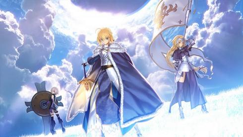 手游《Fate/Grand Order》全新预告片