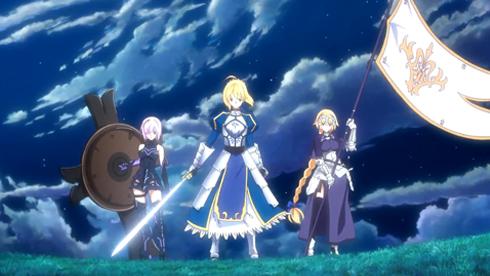 《Fate/Grand Order》七周连续TV-CM第四弹