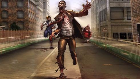 玩游戏当弩叔 碰到僵尸不再怕《人中之尸》