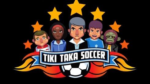 指尖足球 精彩叫绝《Tiki Taka足球》