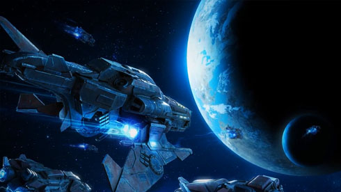 开启银河战争新篇章《银河大战》