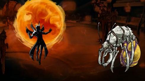 变异战士大对决《突变:基因角斗士》