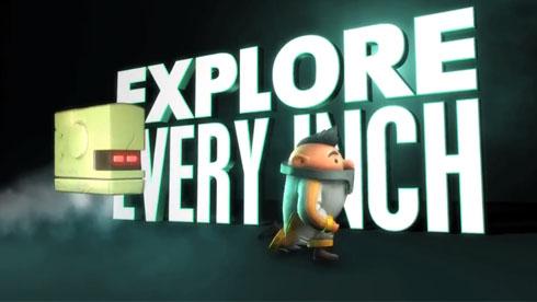 太空题材设计解谜游戏《深空传说》