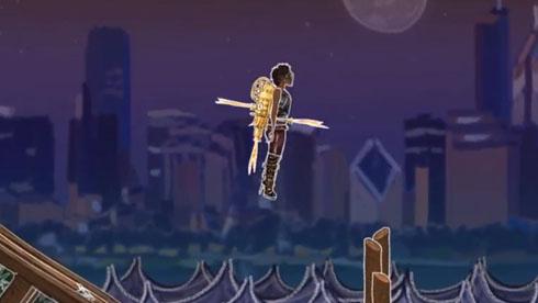 简笔风格游戏 带你漫游地球《领航者》