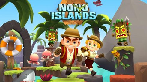 格子冒险RPG《诺诺岛》