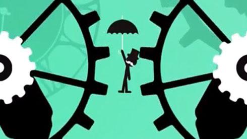 从天而降永不停《雨伞先生》