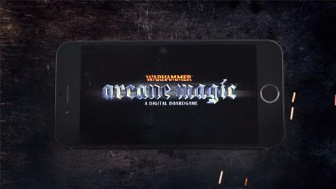 卡牌与RPG完美融合《战锤:奥术魔法》