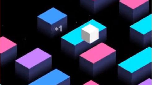 几何学的好 游戏未必好《方块过马路》