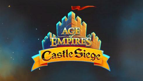 欲超COC的策略手游《帝国时代:城堡围攻》