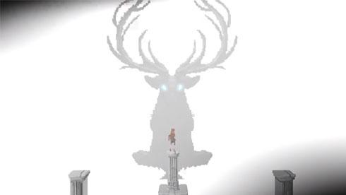 鹿也能成神 闯关新游《鹿神》